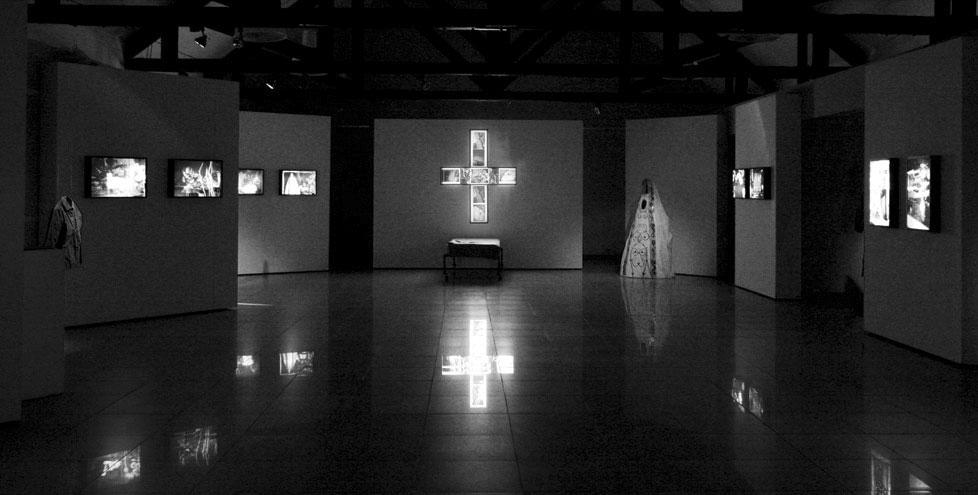 +Cruz - José Luis Miralles - Museo Marítimo de Ushuaia